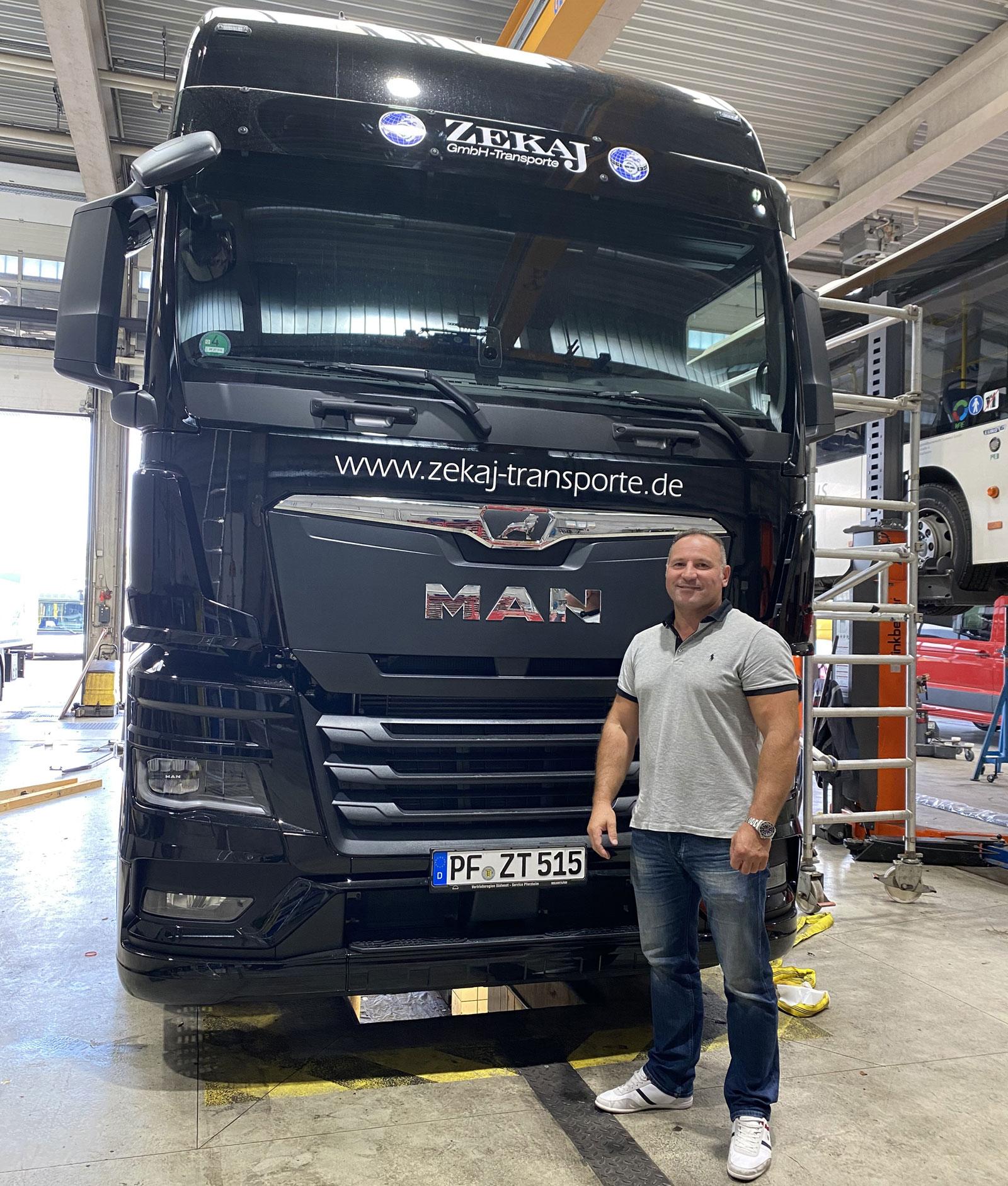 Zekaj GmbH - Elez Zekaj